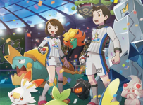 Pokemon Sword and Shield Episode 81 eng sub