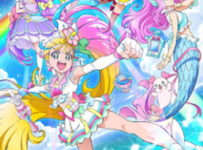 Tropical-Rouge! Precure Episode 11