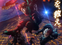 Boku no Hero Academia the Movie 3: World Heroes' Mission Episode 1 eng sub